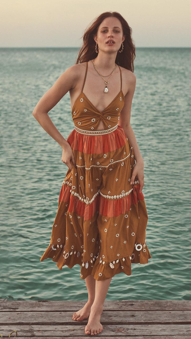Ulla Johnson Kali Dress $795