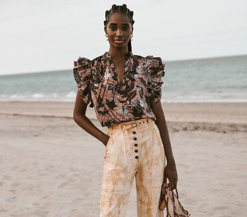 Ulla Johnson summer 2021 clothing