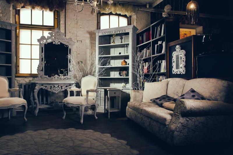 Vintage Decor Home Interior