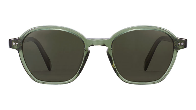 Warby Parker Britten Sunglasses in Rosemary Crystal $95