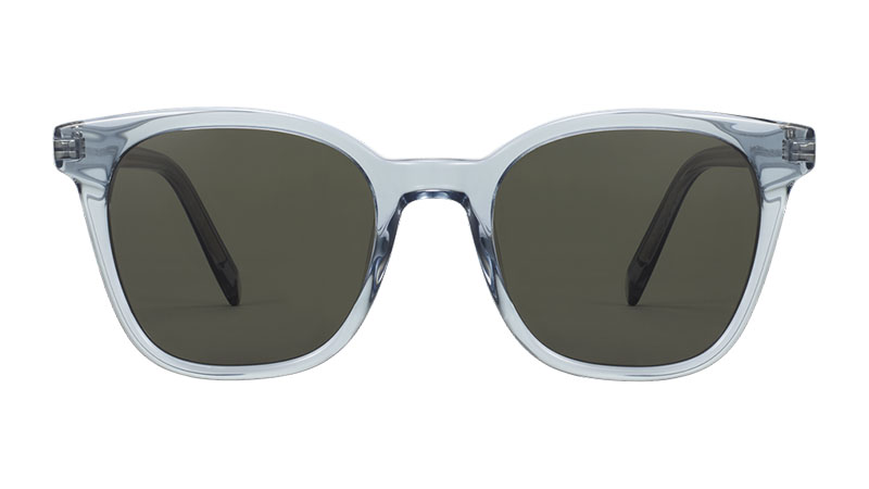Warby Parker Griffin Sunglasses in Pacific Crystal $95