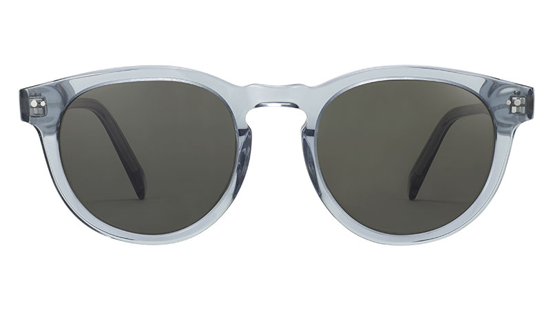 Warby Parker Hayes Sunglasses in Pacific Crystal $95