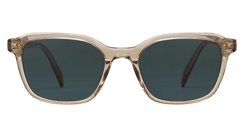 Warby Parker Landy Sunglasses in Nutmeg Crystal $95