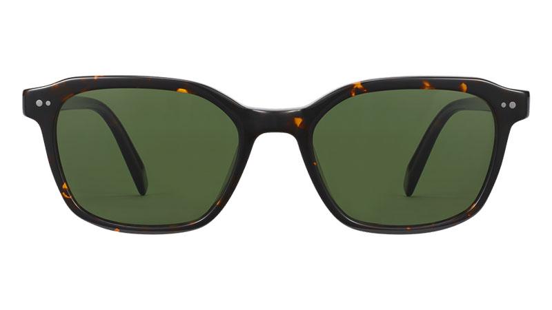 Warby Parker Landy Sunglasses Whiskey Tortoise $95
