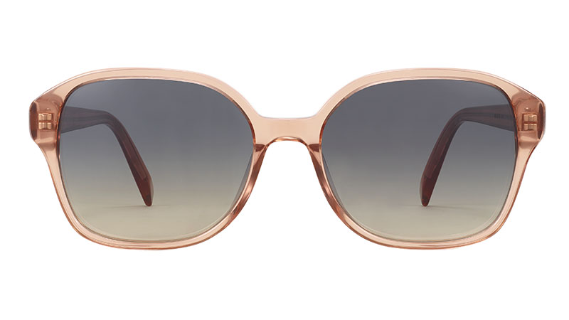 Warby Parker Lila Sunglasses in Nectar $95