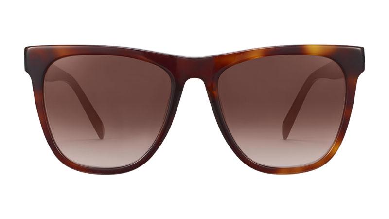 Warby Parker Mead Sunglasses in Rye Tortoise $95