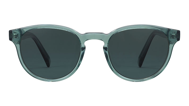 Warby Parker Percey Sunglasses in Viridian $95
