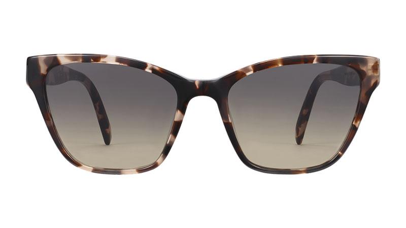 Warby Parker Salma Sunglasses in Opal Tortoise $95
