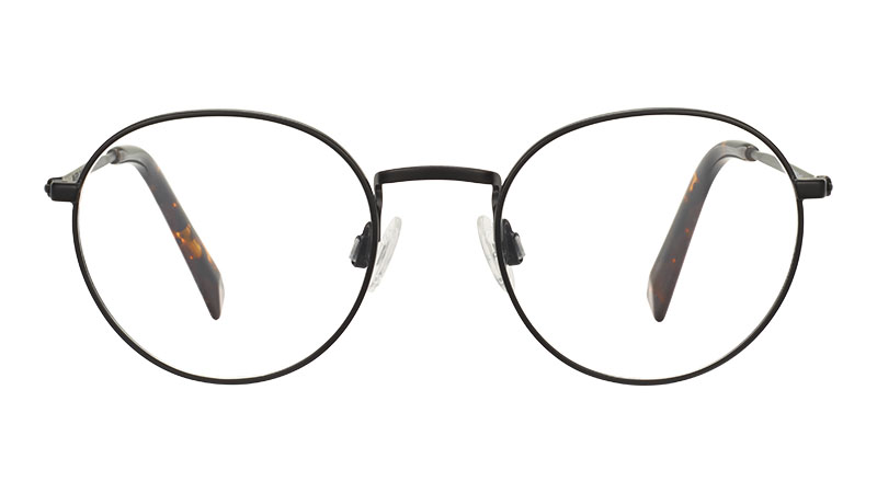 Warby Parker Simon Glasses in Brushed Ink $145