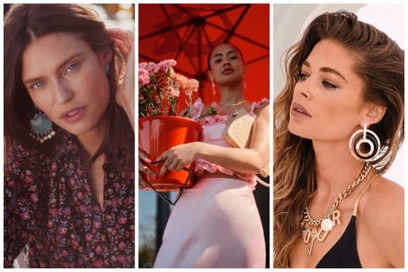 Week in Review   Bianca Balti's New Cover, Doutzen Kroes for Hunkemoller, Blush Style + More