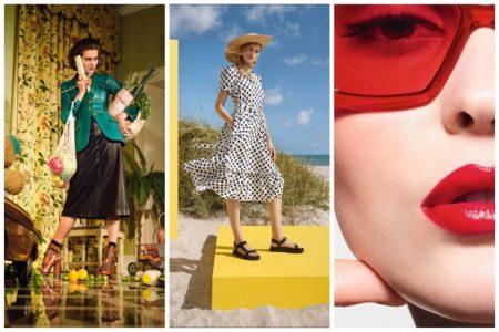 Week in Review   Jac Jagaciak's New Cover, Lily-Rose Depp for Chanel, Target Designer Dresses + More