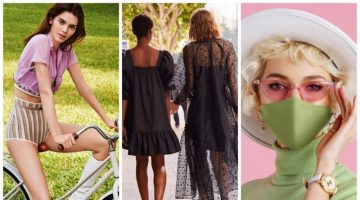 Week in Review | Kendall Jenner's New Cover, H&M Conscious Summer, Stylish Face Masks + More