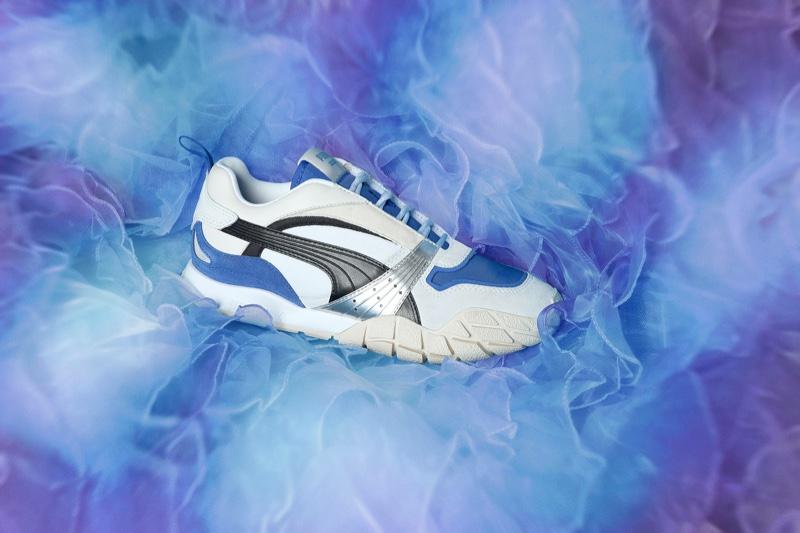 A look at PUMA's Kyron sneaker.