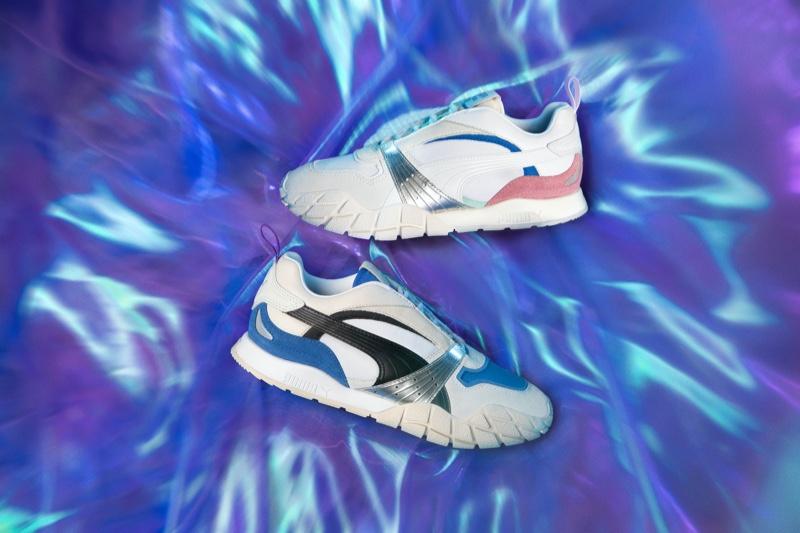 PUMA unveils new Kyron sneaker design.