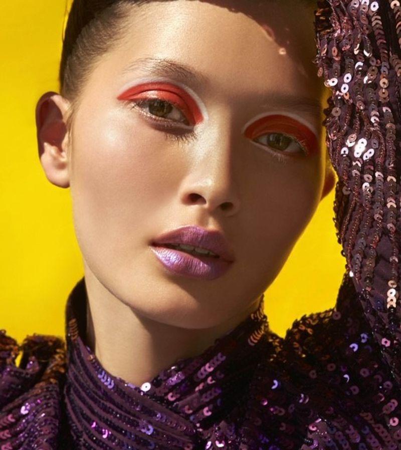 Yada Villaret Shines for Vogue Thailand Beauty