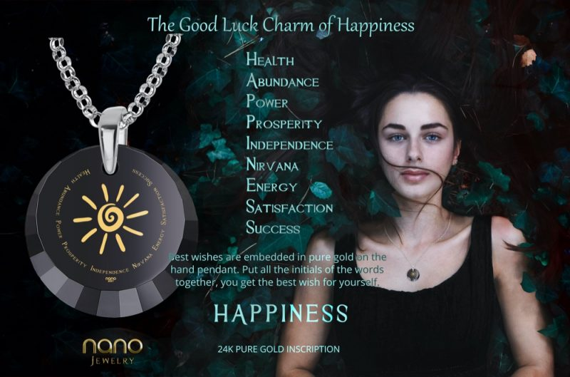 inspirational gifts for cancer patients-nano-jewelry