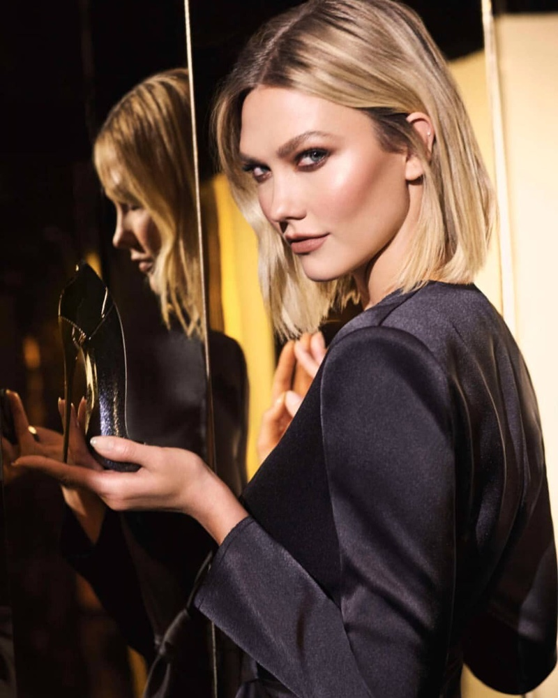 Carolina Herrera unveils Good Girl Supreme perfume campaign.