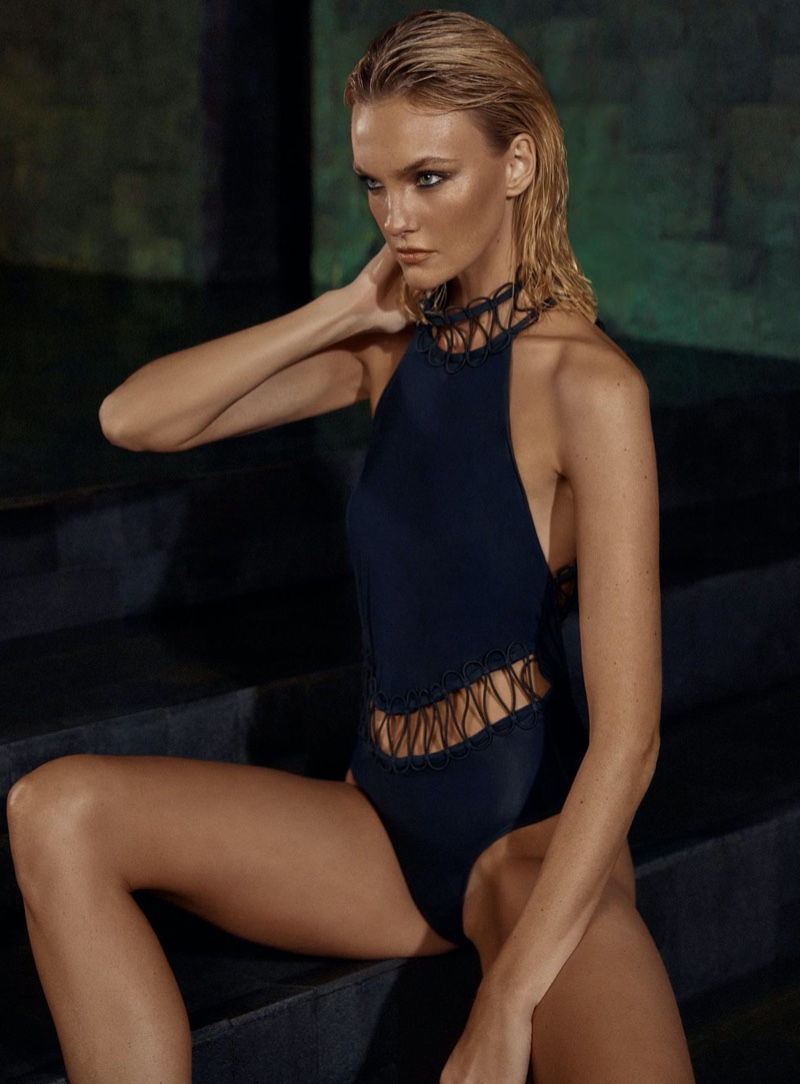 Agua de Coco features sleek designs for 2020 swimwear campaign.