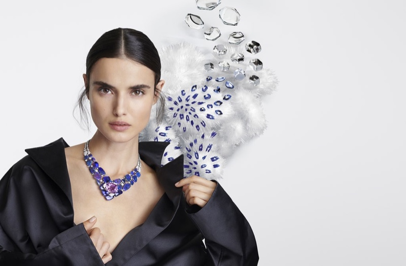 Cartier unveils new high jewelry collection called, [Sur]Naturel.