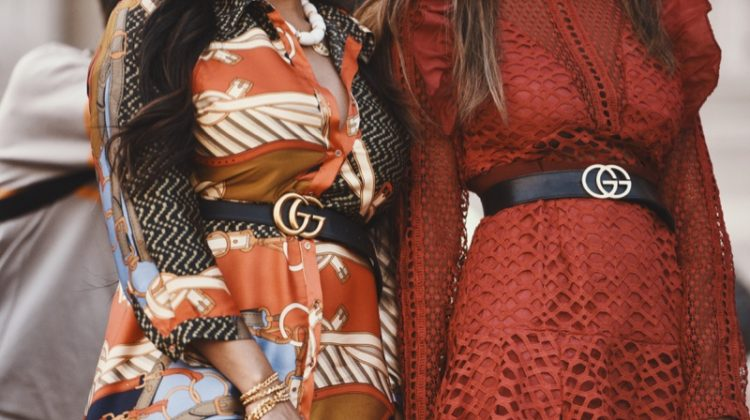Gucci Belts Street Style