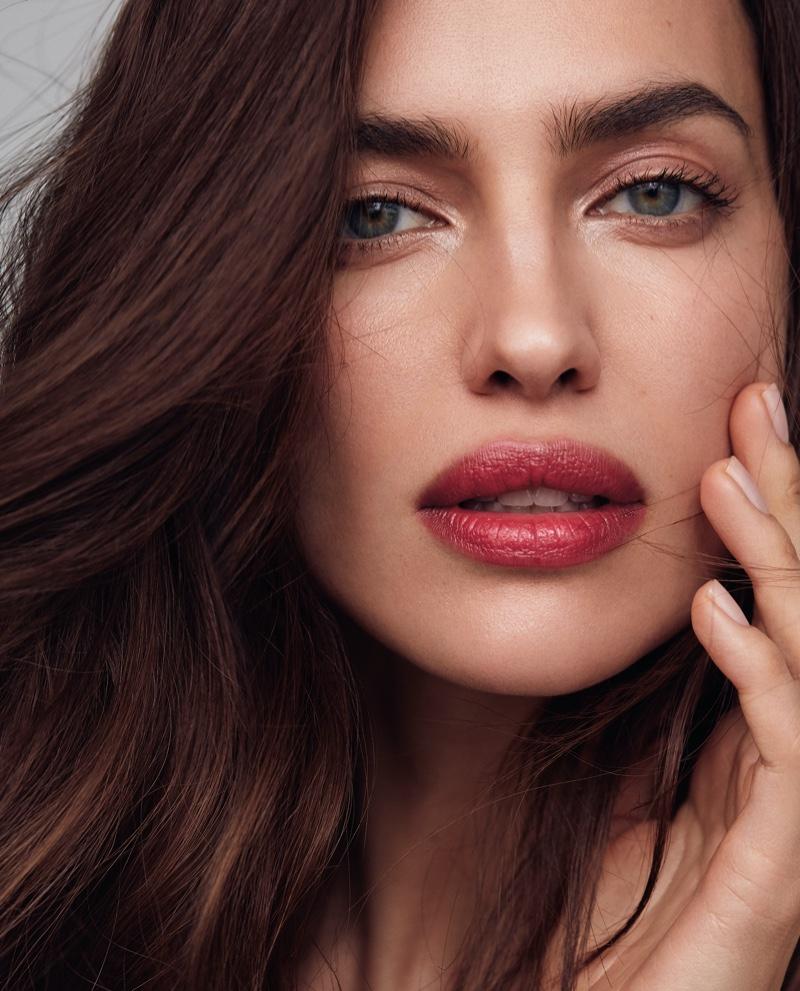 Irina Shayk stars in Victoria's Secret Bombshell perfume campaign.