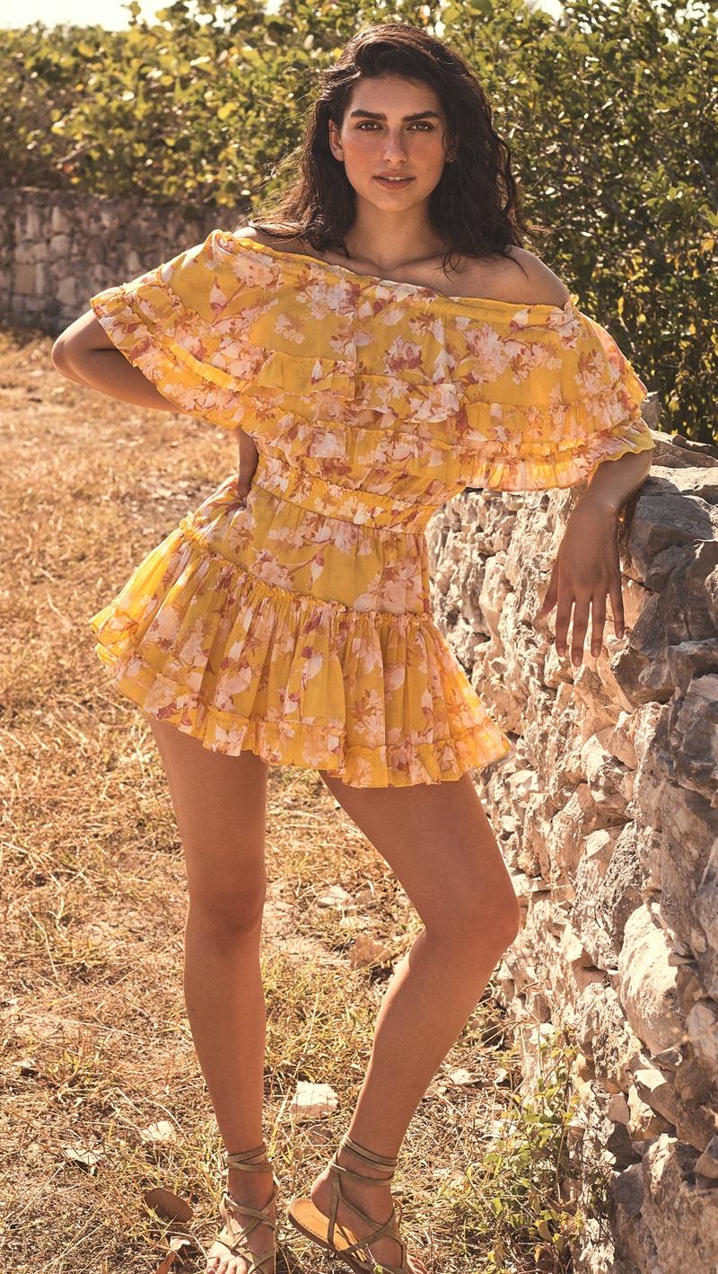 MISA Luella Dress $317