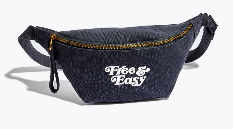 Madewell x Free & Easy Canvas Fanny Pack $45