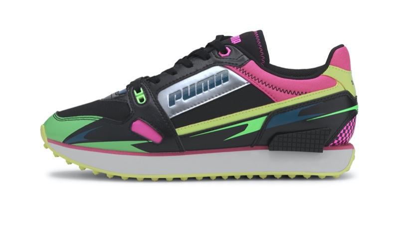 PUMA Mile Rider Sneaker $80