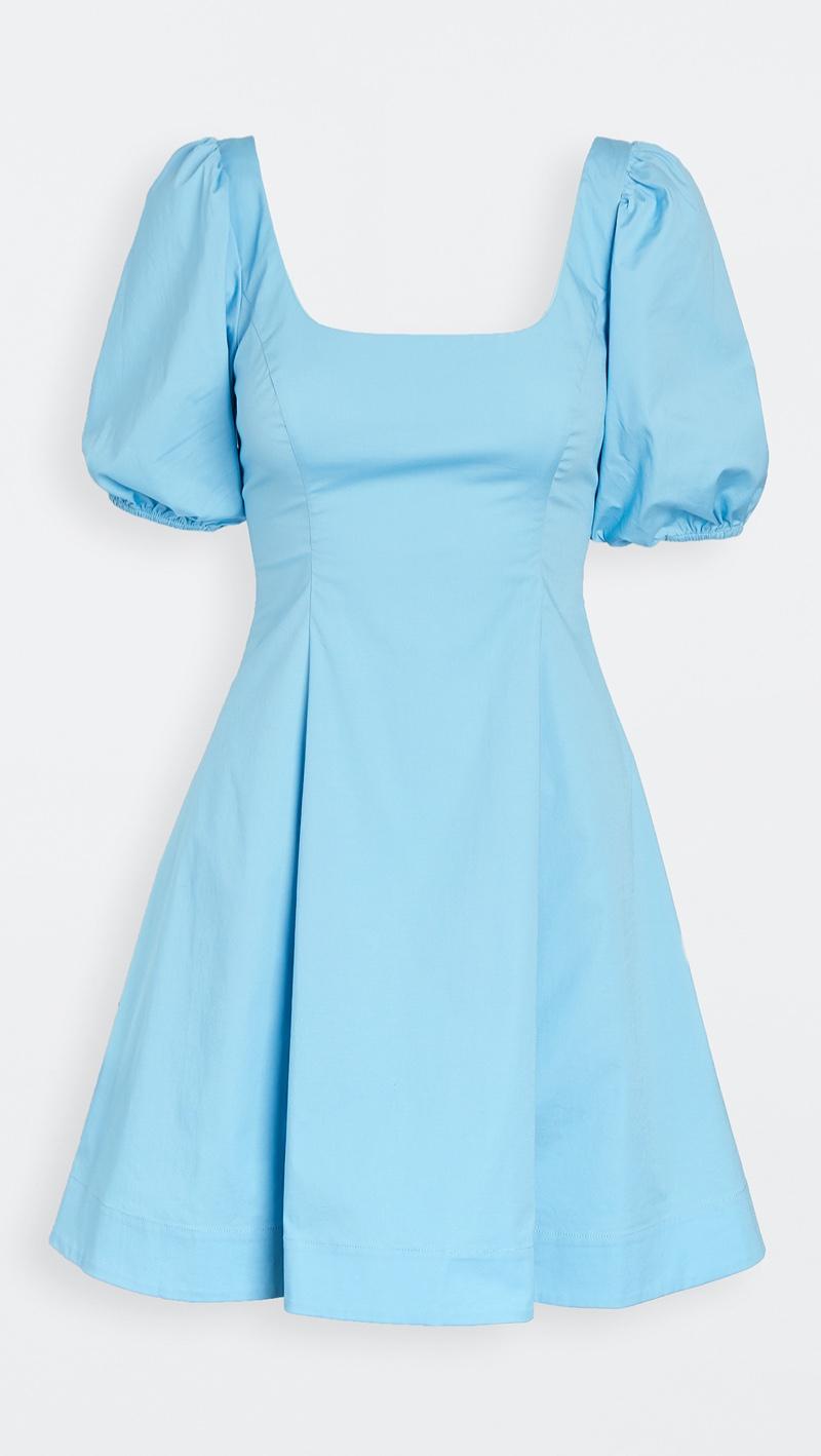 STAUD Laelia Dress $235