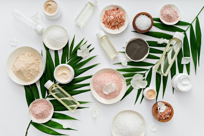 Skincare Selection Natural