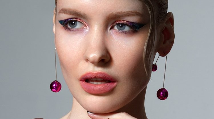 Snow Dollkinson Poses in Eye-Catching Beauty for L'Officiel Australia
