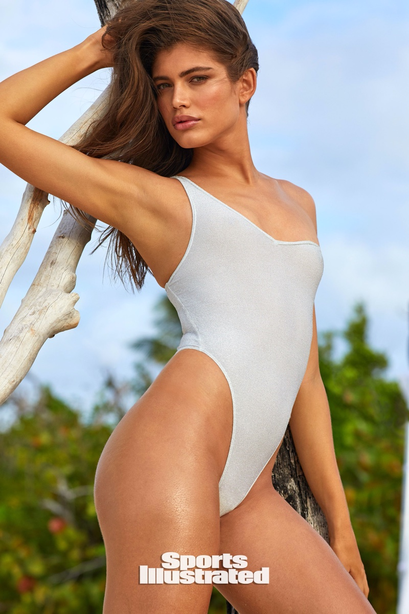 Valentina Sampaio Makes History in Sports Illustrated: Swimsuit Issue 2020