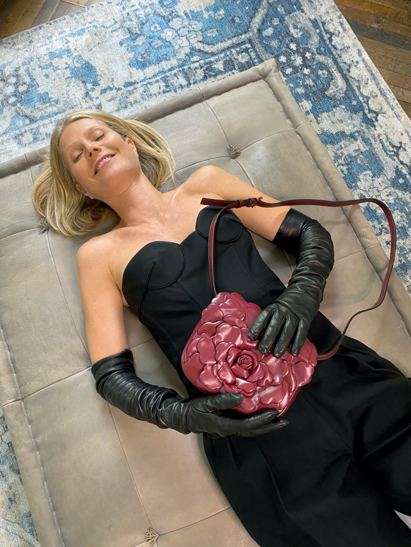 Gwyneth Paltrow stars in Valentino Empathy fall-winter 2020 campaign.