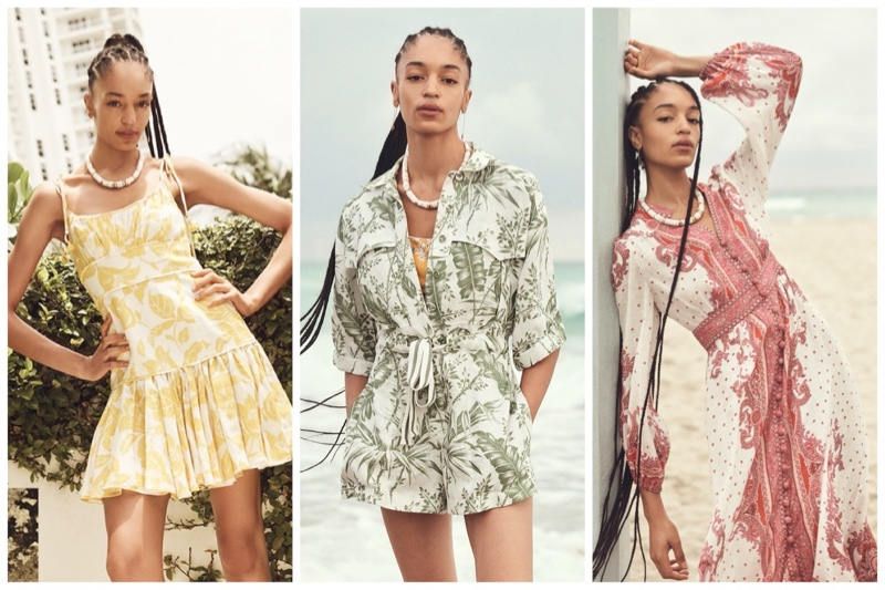 Zimmermann Embraces Prints With Summer 2020 Collection