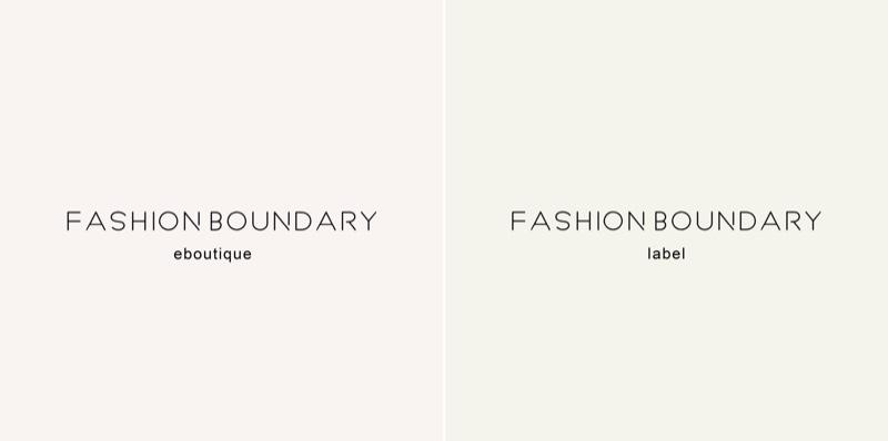 Fashion Boundary Logo