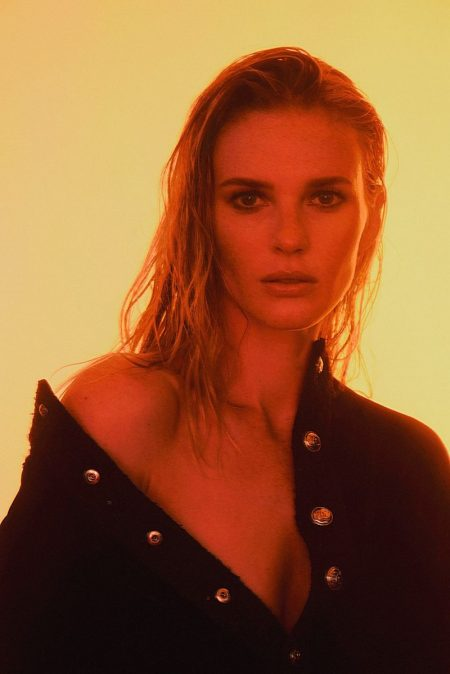 Anne Vyalitsyna Smolders for the Pages of ELLE Croatia
