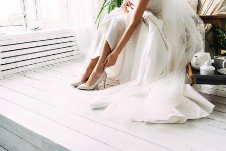 Bride Heels Shoes Pumps