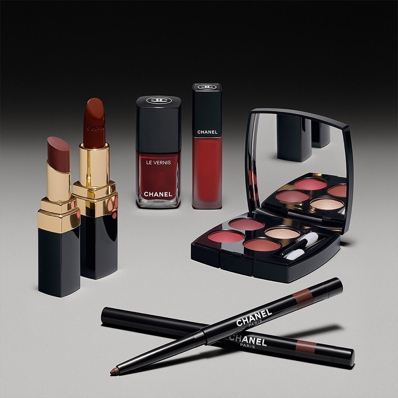 A look at Chanel Beauty's fall 2020 makeup collection.
