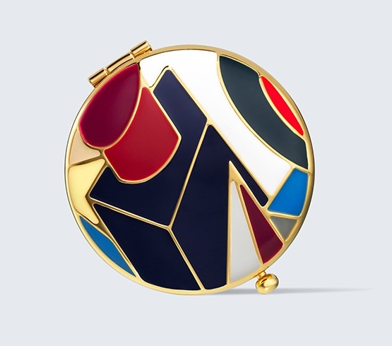 Estee Lauder The MET 150 Collection Collectible Powder Compact $300