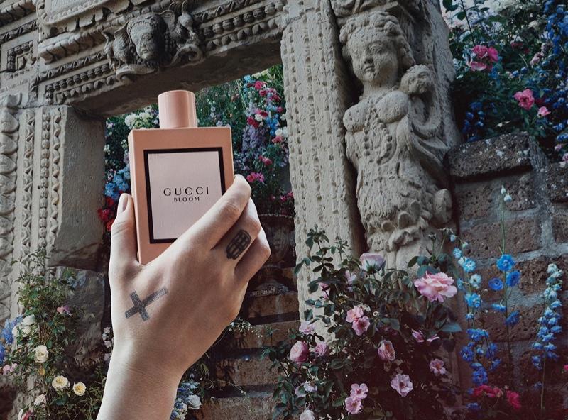Gucci unveils Bloom eau de parfum campaign.