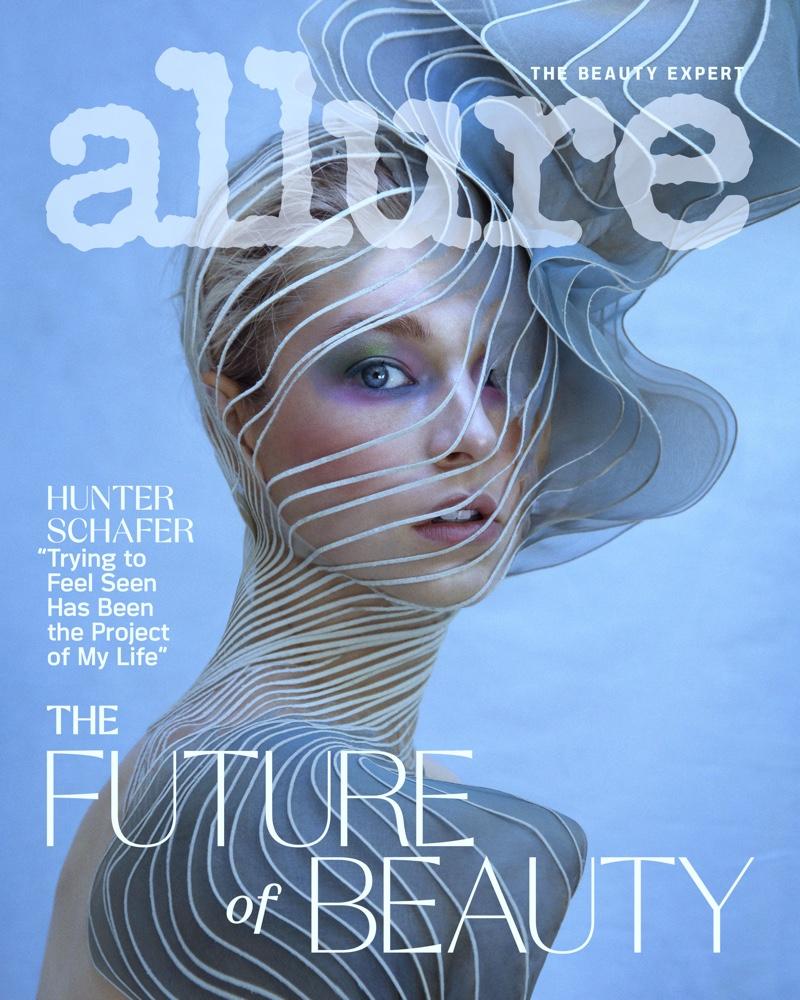 Hunter Schafer on Allure September 2020 Cover