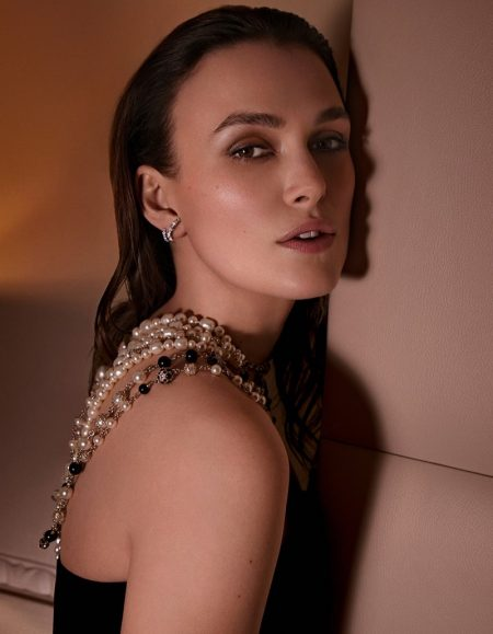 Chanel unveils Coco Mademoiselle L'Eau Privée fragrance campaign with Keira Knightley.