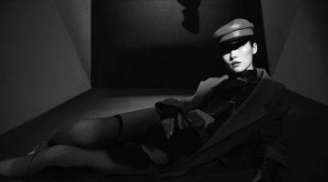 Liu Wen Takes the Spotlight in Harper's Bazaar China