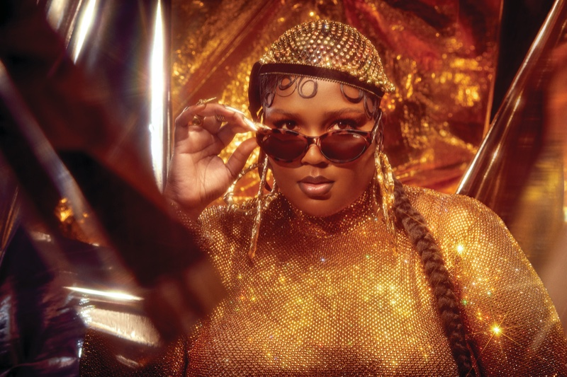 Lizzo Turns Up the Shine Factor for Quay Australia Campaign