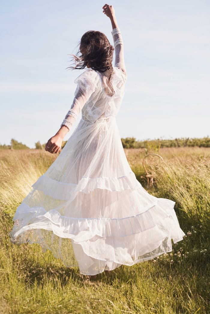 LoveShackFancy Bridal unveils summer 2020 collection.