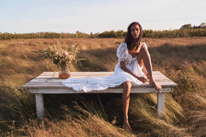LoveShackFancy Bridal launches summer 2020 collection.