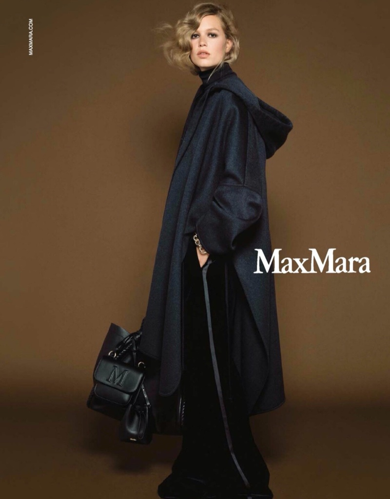 Max Mara unveils fall-winter 2020 campaign.
