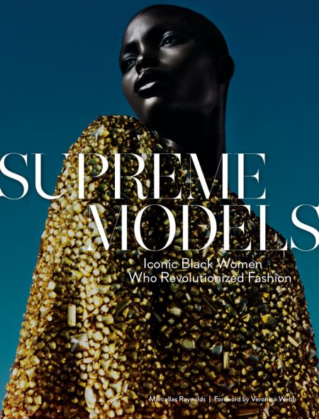Jeneil Williams on Supreme Models Book Cover. Photo: Txema Yeste