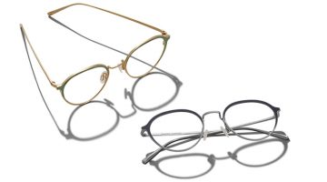Warby Parker unveils new stainless steel eyewear styles.