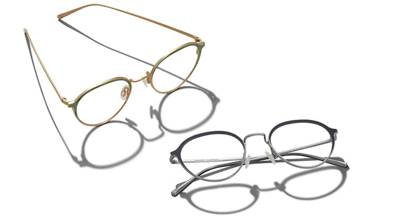 Painted & Pressed: Warby Parker Designs Stainless Steel Eyewear